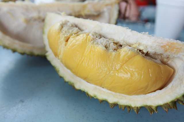 The Durian by Alex Khoo @Flickr.com