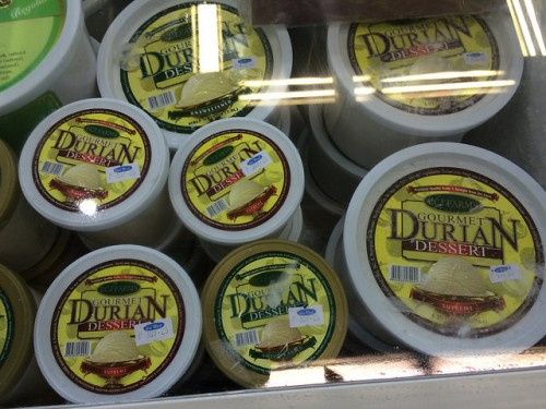 Durian ice cream from brownpau @Flickr.com