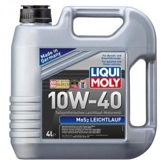 Liqui Moly Semi Synthetic MOS2 Leichtlauf