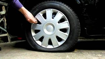 Pump tyre