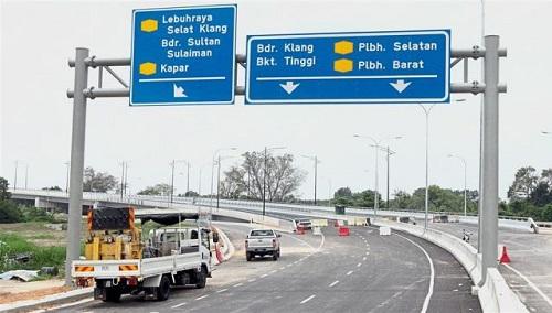 Klang New Bridge