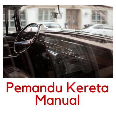Pemandu Kereta Manual