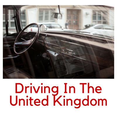 Driving In UK