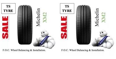 Michelin tayar