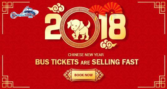 CNY Bus Ticket
