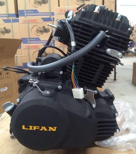 Enjin Lifan 250 cc