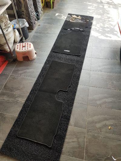 Panjang carpet 3 meter