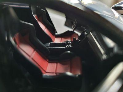 Honda Civic Type R Diecast seats