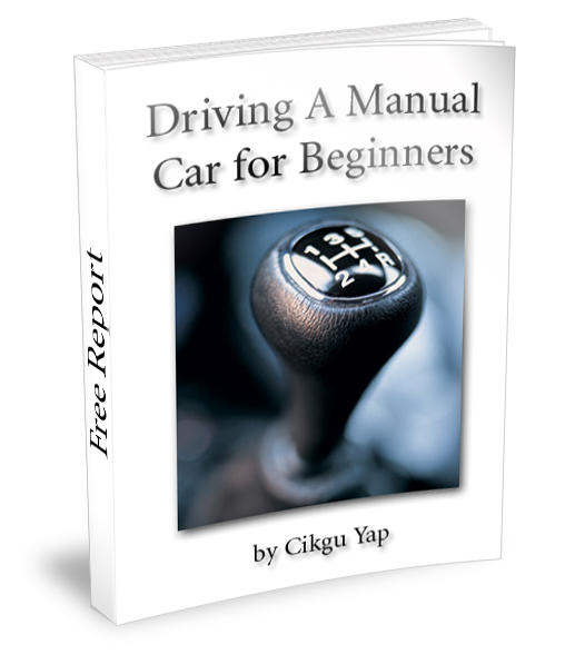 Driving A Manual Car For Beginners Free E Book
