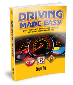 Driving Made Easy Book
